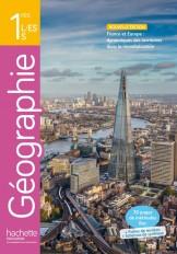 Géographie 1res ES / L / S - Livre de l'élève - Edition 2015