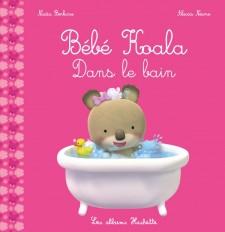 Bébé Koala - Dans le bain