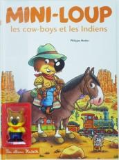 Mini Loup, les cow-boys et les Indiens + 1 figurine