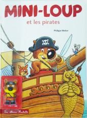 Mini Loup et les pirates + 1 figurine