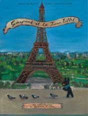Gaspard et la tour Eiffel