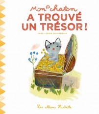 MON CHATON A TROUVÉ UN TRÉSOR !