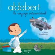 Aldebert - Le voyage intersidéral / Livre CD