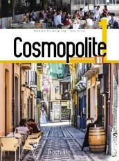 Cosmopolite 1 : Livre de l'élève + DVD ROM (audio/vidéo) + Parcours digital
