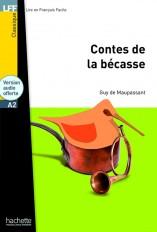 LFF A2 : Les contes de la Bécasse + CD audio MP3