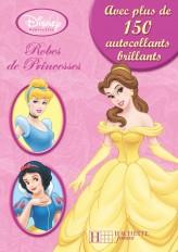 Robes de Princesses, STICKERS ETINCELLES