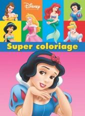 Princesses, SUPER COLORIAGE