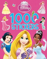 1000 Stickers Princesses