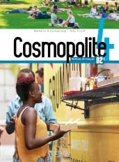 Cosmopolite 4 : Livre de l'élève + DVD-ROM (audio, vidéo)