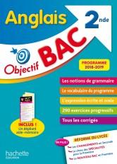 Objectif Bac Anglais 2nde - Nouveau lycée