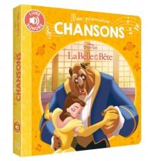 LA BELLE ET LA BETE - Mes Premières Chansons - Disney Princesses
