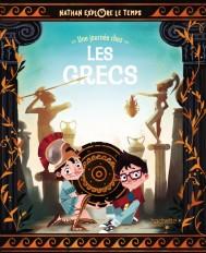 Nathan explore le temps - Une journée chez les Grecs