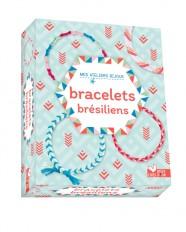 Mes bracelets brésiliens - mini coffret avec accessoires