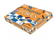 Je découvre les échecs - coffret avec accessoires