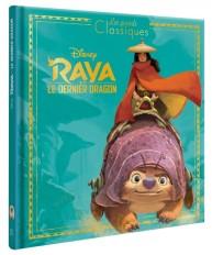 RAYA ET LE DERNIER DRAGON - Les Grands Classiques - L'histoire du film - Disney