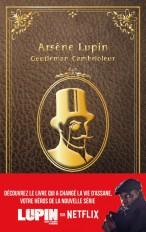 """Lupin - nouvelle édition de """"Arsène Lupin, gentleman cambrioleur"""" à l'occasion de la série Netflix"""