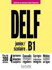 DELF junior/scolaire B1 + audio en téléchargement Nouveau format d'épreuves
