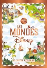 Coloriages Les Mondes Disney
