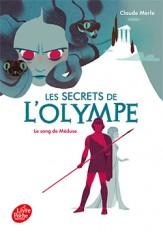 Les secrets de L'Olympe - Tome 1