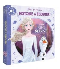 LA REINE DES NEIGES 2 - Ma Première Histoire à Écouter - Disney
