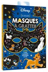 DISNEY CLASSIQUES - Les Ateliers Disney - Pochette - Masque à gratter