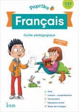 Paprika Français CE2 - Edition France - Guide pédagogique + CD - Ed. 2019