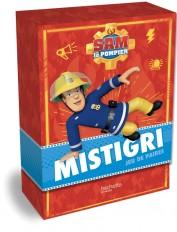 Sam le pompier - Boîte de cartes - Mistigri