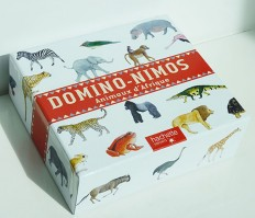 DOMINO NIMOS - Animaux d'Afrique