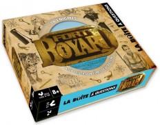 Fort Boyard - boîte avec cartes et livre