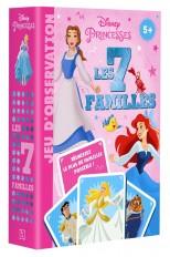 DISNEY PRINCESSES - Jeu de cartes - 7 familles