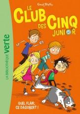 Le Club des Cinq Junior 06 - Quel flair, ce Dagobert !