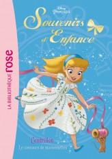 Princesses, souvenirs d'enfance 01 - Cendrillon au concours de marionnettes