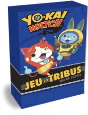Yo-Kaï Watch - Boite de cartes - Jeu des tribus