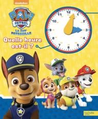 Paw Patrol-La Pat'Patrouille - Quelle heure est-il ?