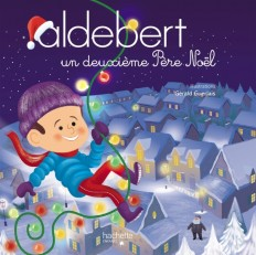 Aldebert - Un deuxième Père Noël / Livre CD