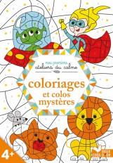 ADC - Coloriages et colos mystères