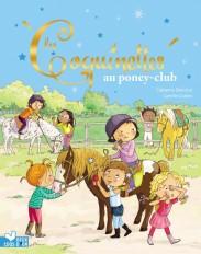 Les Coquinettes au poney club