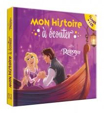 RAIPONCE - Mon Histoire à Écouter - Livre CD - L'histoire du film - Disney Princesses