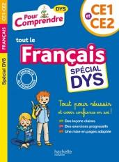 Pour Comprendre Français CE1-CE2 - Spécial DYS (dyslexie) et difficultés d'apprentissage