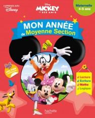 Mickey - Mon année de Moyenne section (4-5 ans)