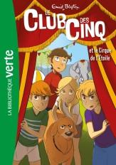 Le Club des Cinq 06 NED - Le Club des Cinq et le cirque de l'étoile