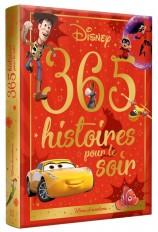 DISNEY - 365 Histoires pour le Soir - Héros et aventures