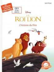 Premières lectures CE1 Disney - Le Roi Lion