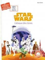 Premières lectures CE1 Star Wars - L'attaque des clones