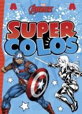 AVENGERS - Super colos - MARVEL