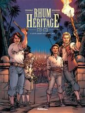 RHUM HERITAGE - Tome 2