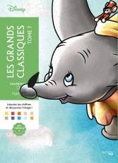 coloriages mystères tome 7