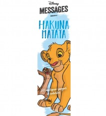 Messages Disney Hakuna Matata