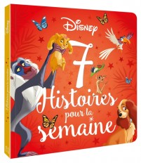 DISNEY ANIMAUX - 7 histoires pour la semaine - Disney
