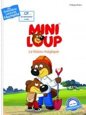 Premières lectures CP2 Mini-Loup - Le bisou magique